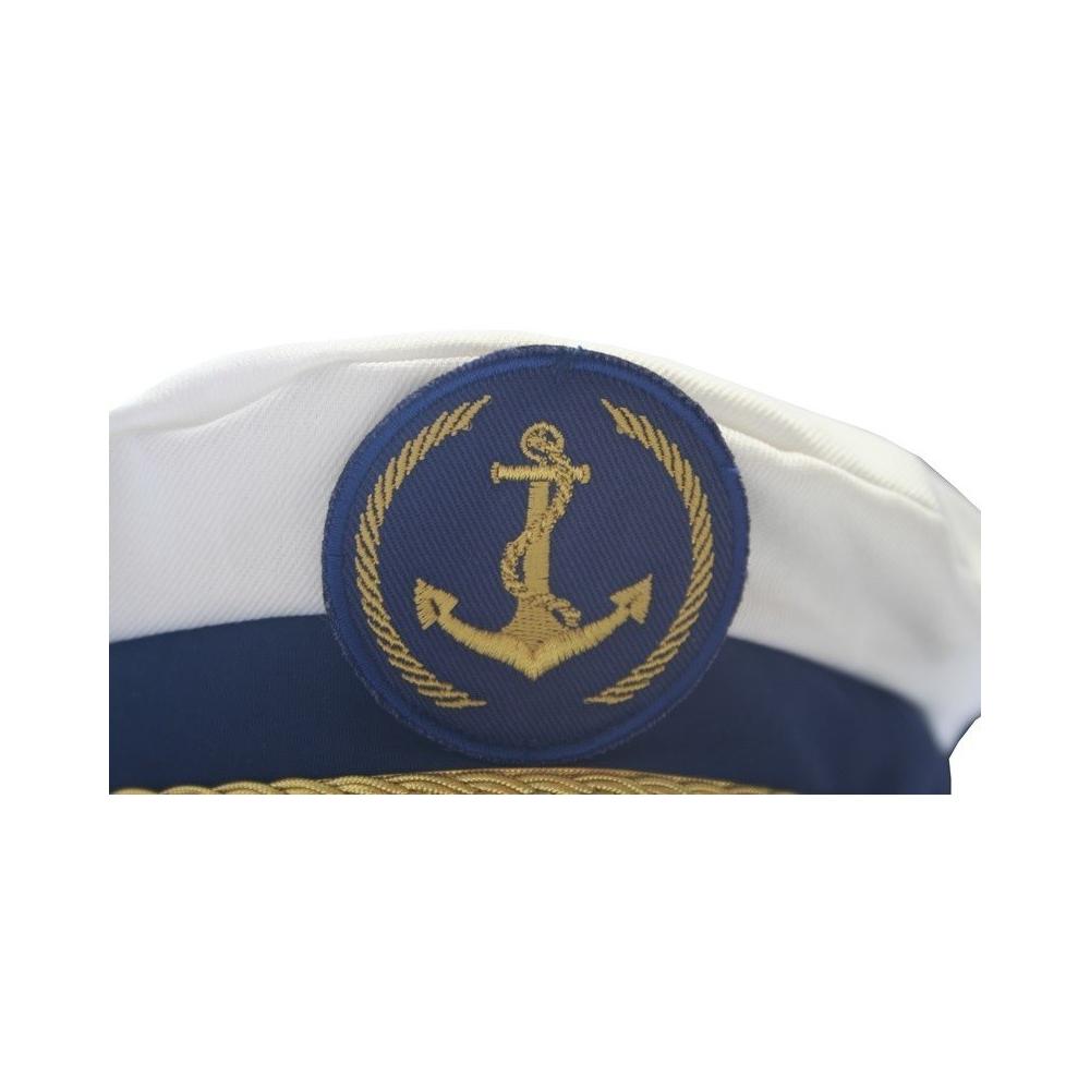 Čepice marine - kapitánská s nášivkou - Čepice marine - kapitánská s  nášivkou. Čepice marine - kapitánská s nášivkou - Čepice marine - kapitánská  s nášivkou f5b73890de
