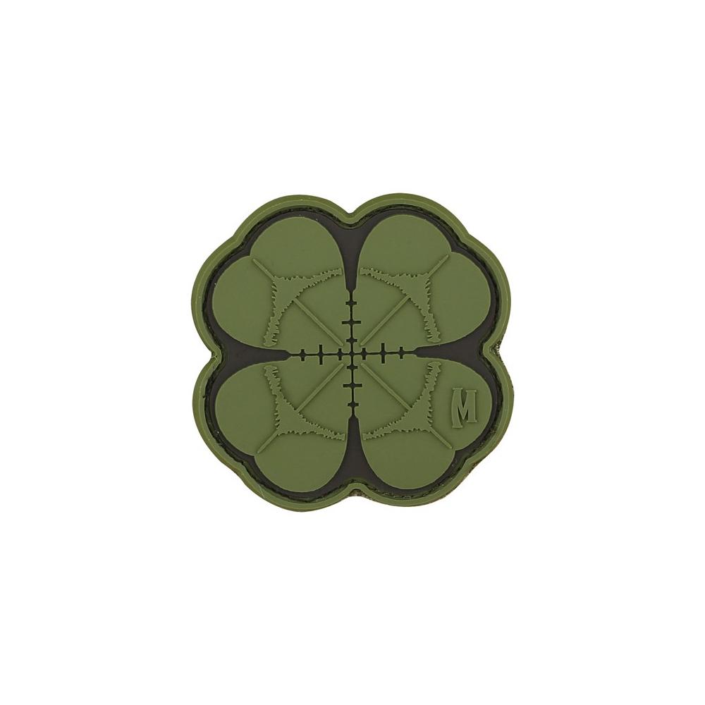 557bc806f135 PVC nášivka Lucky Shot Clover
