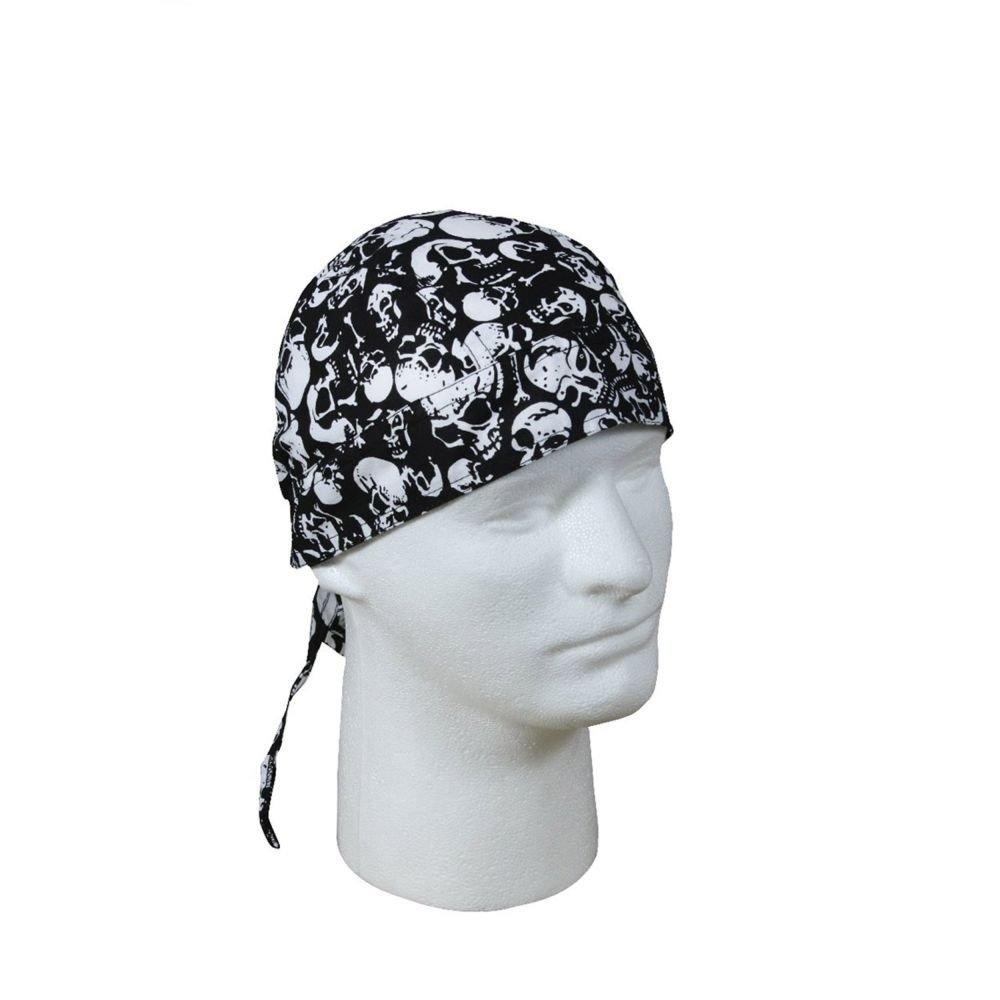 cfeab324694 Šátek na hlavu Rothco Black Skull