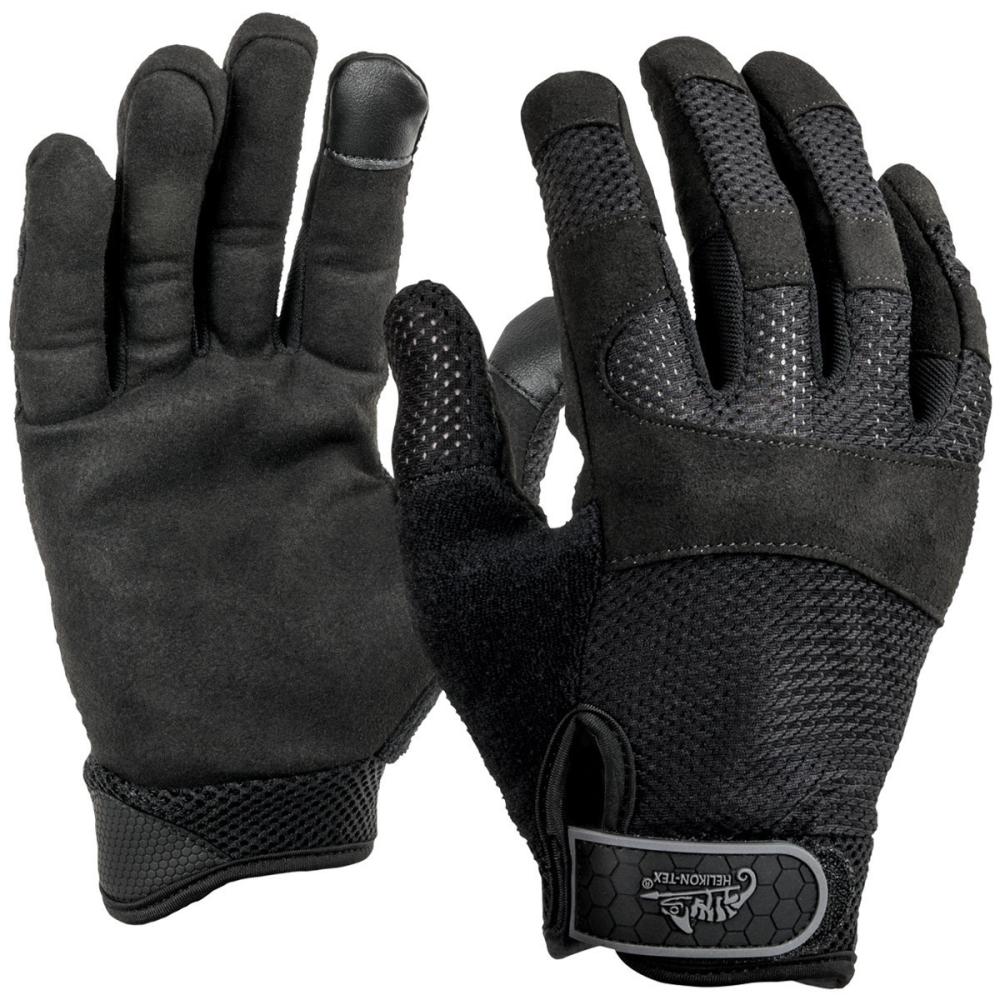 d12b70665 Taktické rukavice Helikon Urban Tactical Line Vent Gloves, černá, XS ...