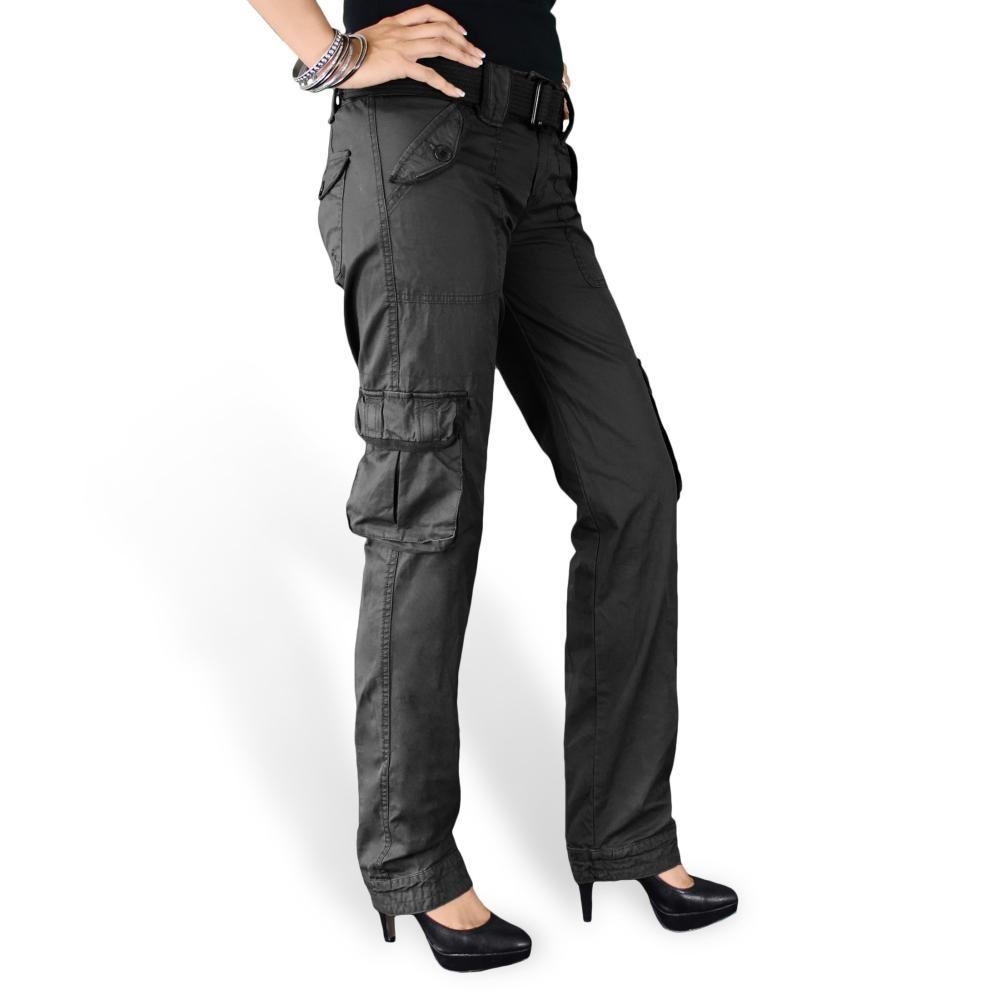 468b749c63b Dámské kalhoty Surplus Premium Slimmy
