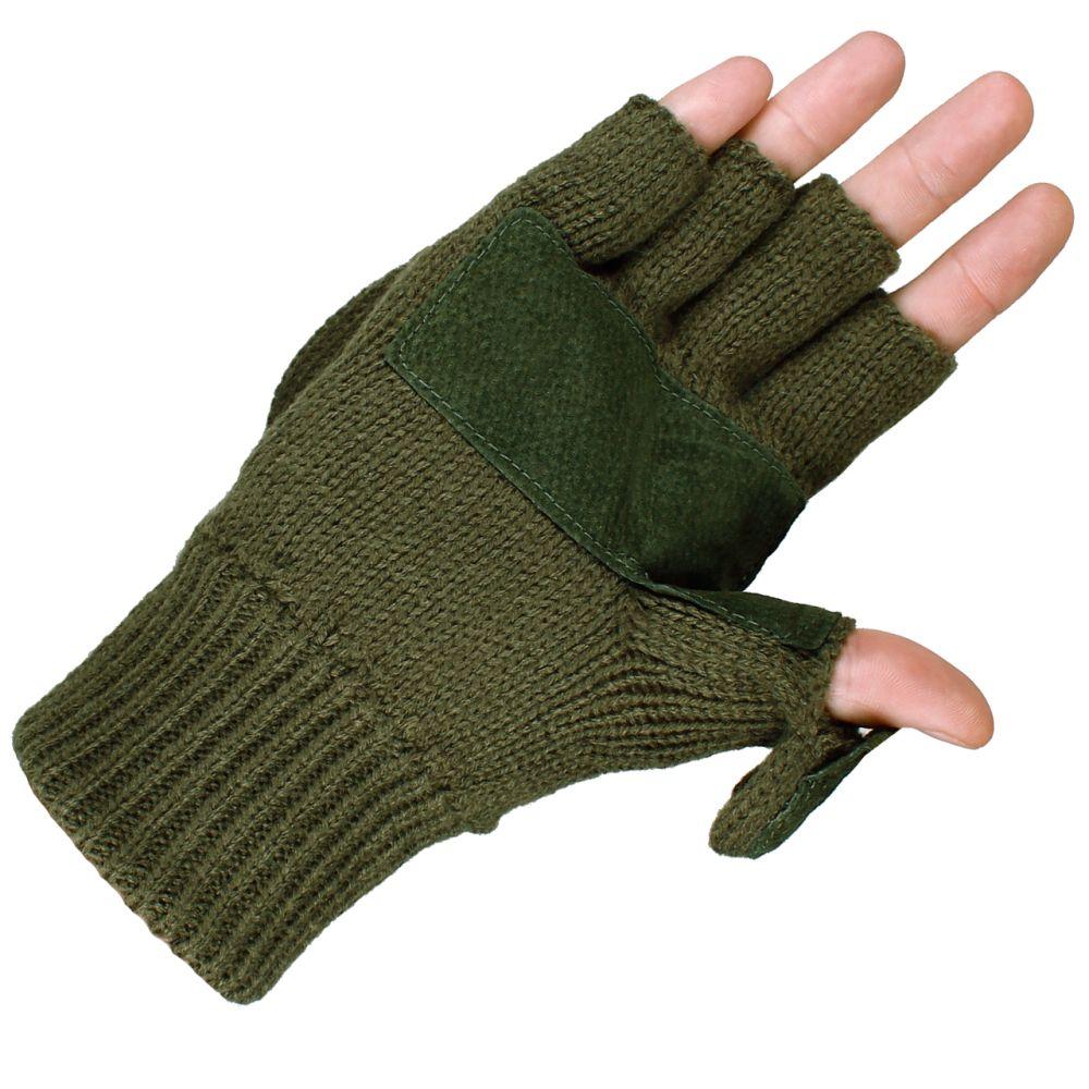 5d604819dbc Pletené rukavice s překrytím