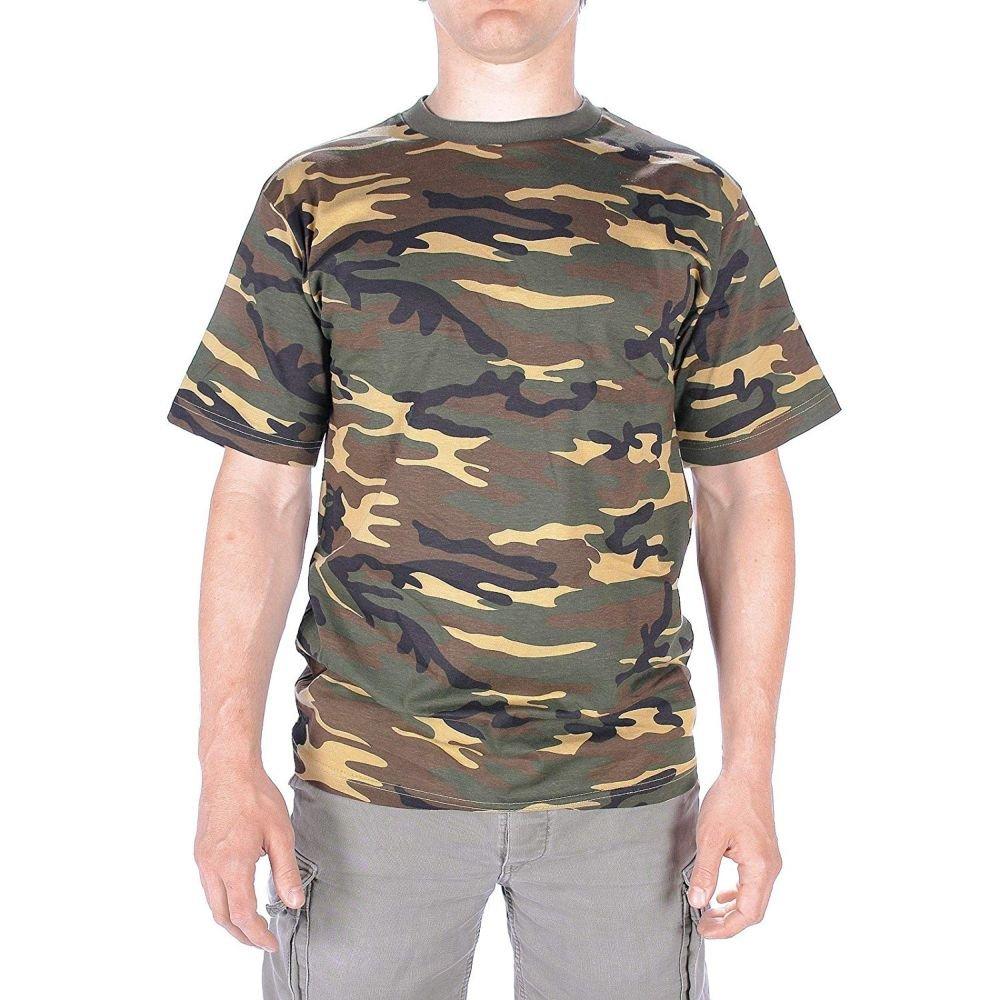 ab930eff1 Pánské maskáčové tričko Mil-Tec, US woodland, 2XL | Army shop Armed.cz