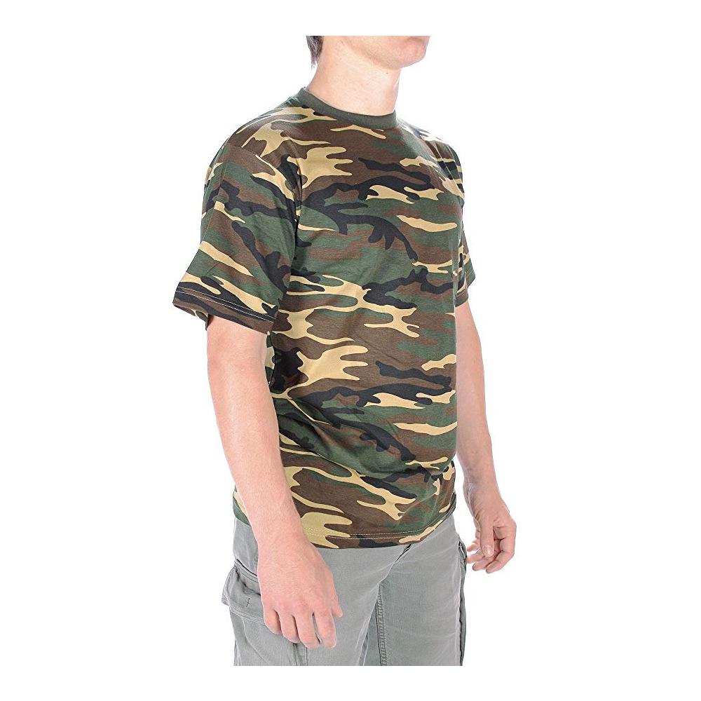 8d79bb4c2 Pánské maskáčové tričko Mil-Tec | Army shop Armed.cz