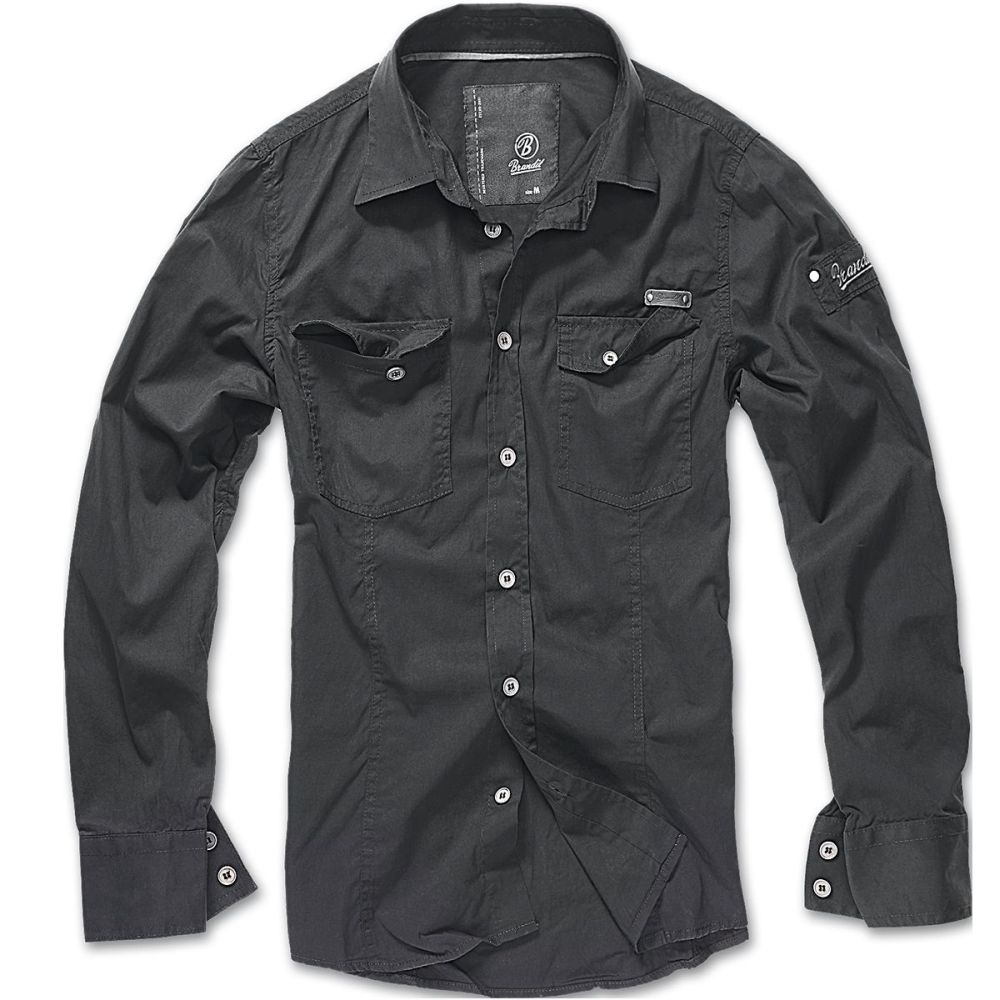 3e40b15db9f Pánská košile Brandit SlimFit Shirt