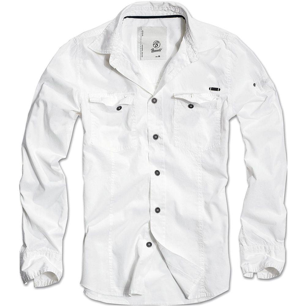 Pánská košile Brandit SlimFit Shirt - Pánská košile Brandit SlimFit Shirt. Pánská  košile Brandit SlimFit Shirt - Pánská košile Brandit SlimFit Shirt a5fda64194