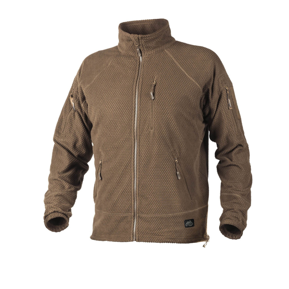 1fa4719f90c Fleecová bunda Helikon Alpha Tactical Jacket