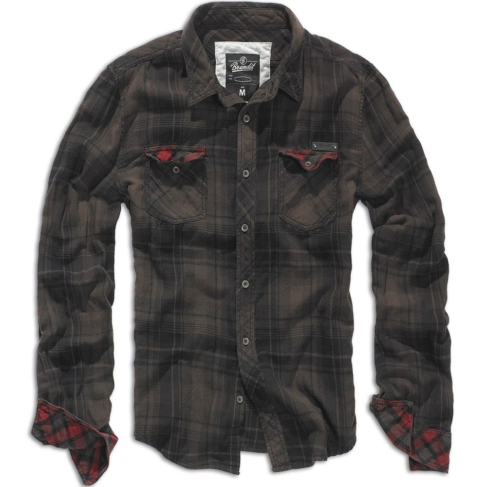 2d3d11f8eb1 Pánská košile Brandit Checkshirt Duncan