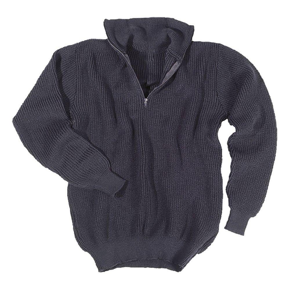 8313cb81c77 Pánský pletený svetr Troyer Acryl