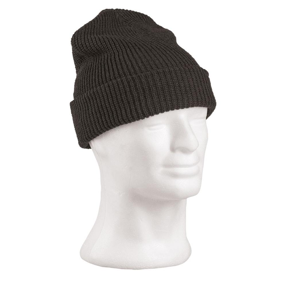 Pletená čepice Mil-Tec d816419a74