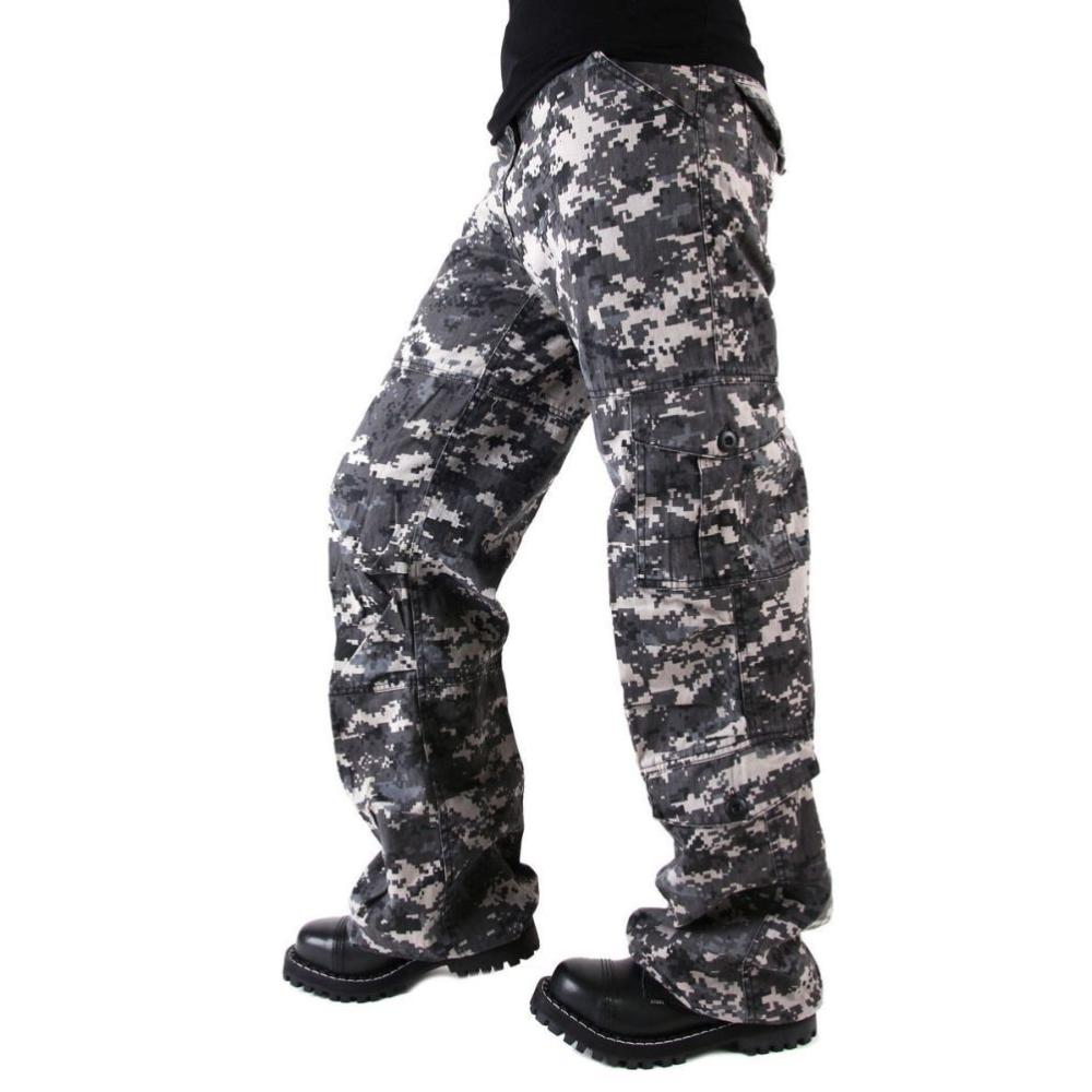 70b62c12280 Dámské kalhoty Vintage Paratrooper Fatigue