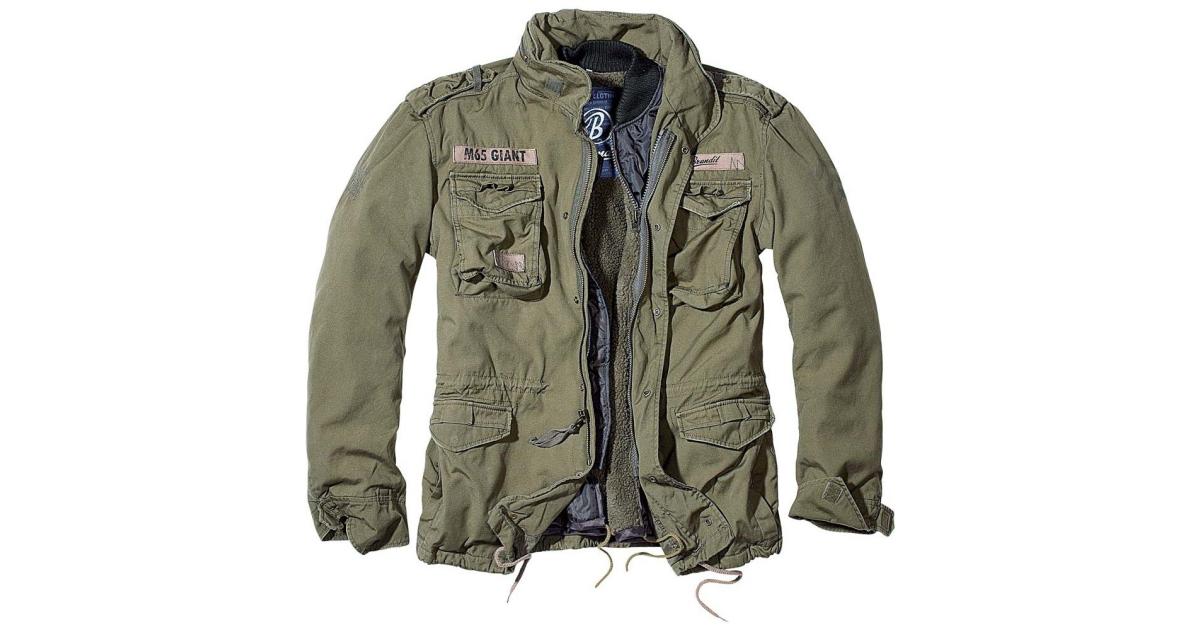 Vojenské army bundy a kabáty  ff9f887d02