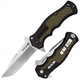 Zavírací nůž Crawford Model 1, hladké ostří, Cold Steel