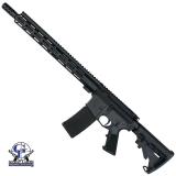 """Samonabíjecí puška AR .223 WYLDE, 16"""" 4150 Nitridováno, 1:8, černá, GLFA"""