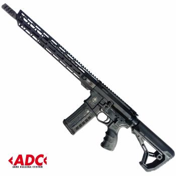 ADC puška samonabíjecí model SPARTAN ráže 223 Rem, předpažbí M-LOK
