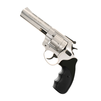 """Flobertkový revolver Zoraki STREAMER 4,5"""" matný chrom cal: 6mm ME Flobert"""