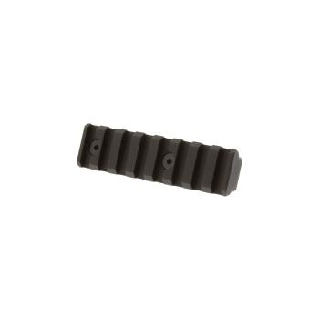 Přídavný rail pro předpažbí Keymod UTG PRO, 8 slotů, černá