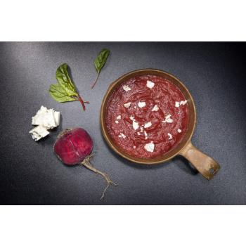 Dehydrované jídlo - feta polévka s červenou řepou, Tactical Foodpack
