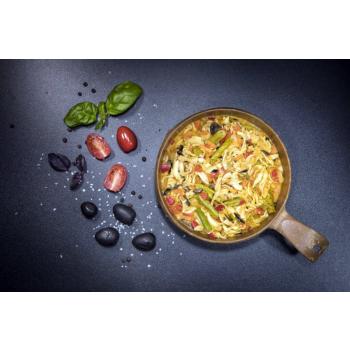 Dehydrované jídlo - těstoviny se zeleninou, Tactical Foodpack