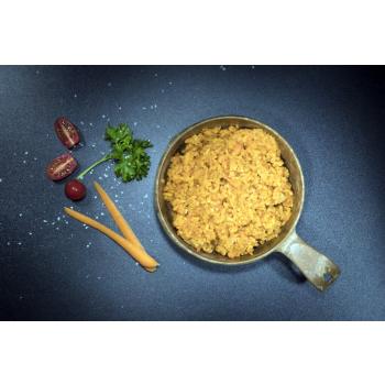 Dehydrované jídlo - rýže s vepřovým masem, Tactical Foodpack