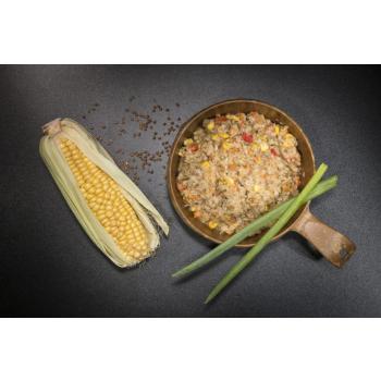 Dehydrované jídlo - krůtí maso s pohankou, Tactical Foodpack