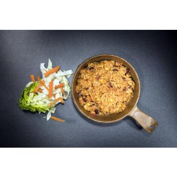 Dehydrované jídlo - zelenina s rýží, Tactical Foodpack