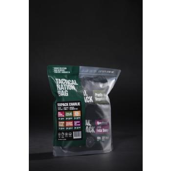 Set 6x MRE dehydrovaného jídla - Tactical Six Pack Charlie, Tactical Foodpack