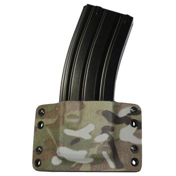 Kydex pouzdro RH Holsters pro zásobník AR15, bez sweatguardu, pravé, Multicam