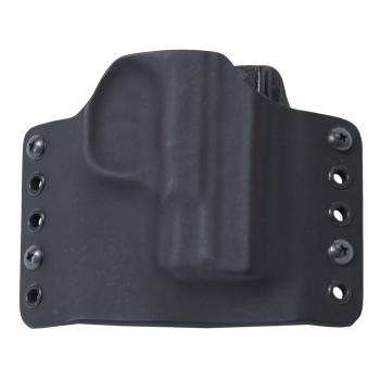 Kydex pouzdro pro S&W M&P Shield, pravé, černé, bez swtg., RH Holsters