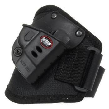 Kotníkové pouzdro FOBUS,KTP na pistoli Ruger LCP, pravé