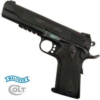 Pistole Colt 1911 Rail Gun, 22LR