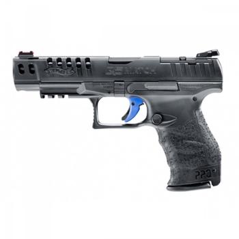 """Pistole Walther Q5 Match 5"""", 9 mm Luger, sportovní speciál"""