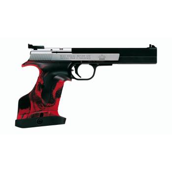 Samonabíjecí pistole, Hämmerli X-Esse SPORT 22 LR, pravá, velikost L, červená