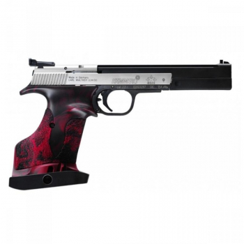 Pistole Hämmerli X-Esse SPORT, ráže .22 LR, pažbička velikosti S