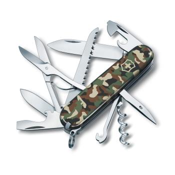 Švýcarský zavírací nůž Victorinox Huntsman, maskovaný