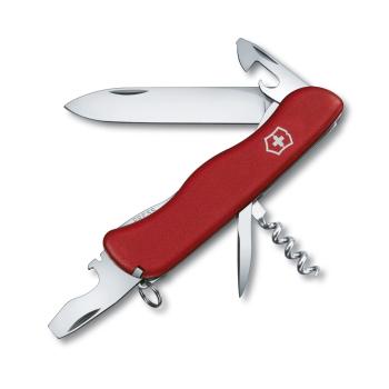 Švýcarský nůž Victorinox Picknicker, červený