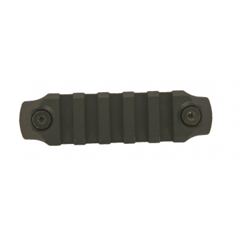 BCMGUNFIGHTER™ KeyMod Nylon Rail, 7,6cm, černý