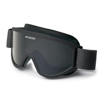 Taktické brýle ESS Vehicle Ops, 2 skla, černý rám