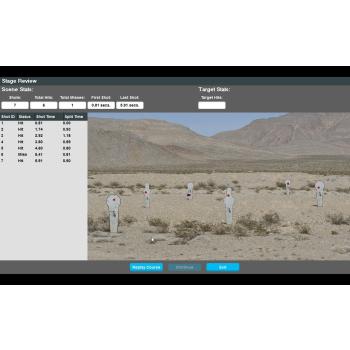 Doplněk pro LA Smokeless Range: Open Range, Laser Ammo