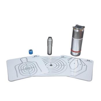 Lovecká sada pro brokovnice 12 GA SureStrike Hunting Pack, červený laser, Laser Ammo