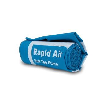 Rychlá vzduchová pumpička Push/Pull, modrá, Klymit