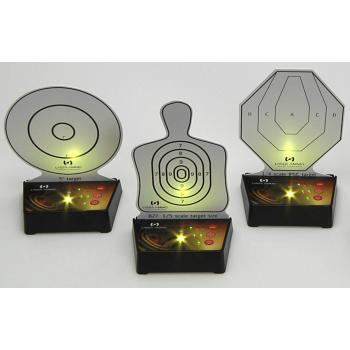 Elektronický terčový systém I-MTTS, Laser Ammo