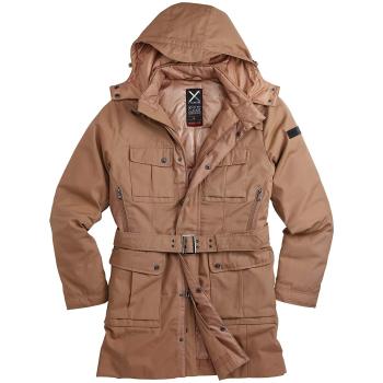 Zimní bunda Xylontum, hnědá, Surplus