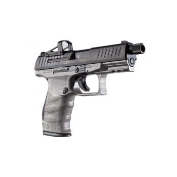 "Pistole Walther PPQ Q4 TAC 4,6"" 9 mm Luger, s kolimátorem"