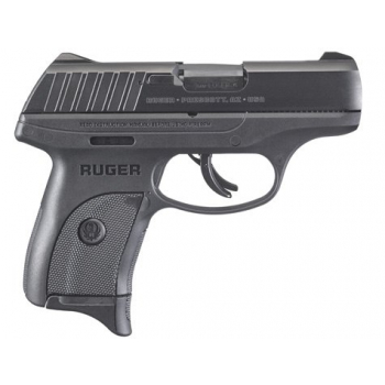 Pistole Ruger EC9s, 9mm Luger, 7+1