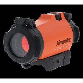 Kolimátor Aimpoint Micro H2 orange, 2MOA- Limitovaná edice