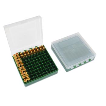 Krabička Megaline na náboje ráže 9 mm - 100 ks