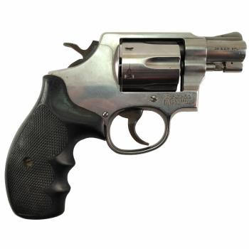 Revolver Smith&Wesson Model 64, 38 Speciál, nerez/stříbrná, použitý