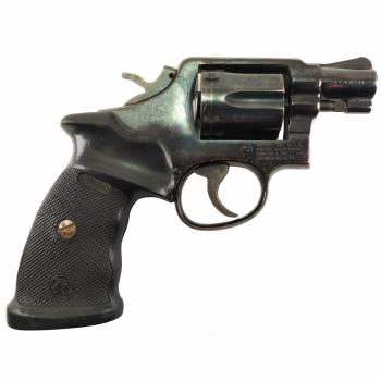 Revolver Smith&Wesson Model 10, ráže 38 Spc, černá, použitý
