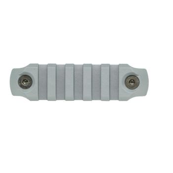 Kolejnice BCMGUNFIGHTER™ KeyMod Nylon Rail, 3-inch - Wolf Gray